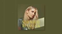 Somewhere We Can Talk (Pseudo Video) - Adelén