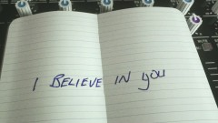 I Believe In You (Lyric Video)