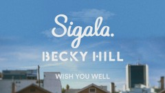 Wish You Well (Lyric Video) - Sigala, Becky Hill