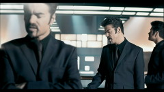 As (Official 4K Video) - George Michael, Mary J. Blige
