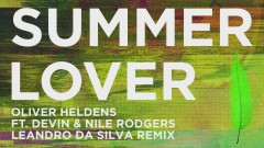 Summer Lover (Leandro Da Silva Remix (Audio))