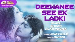 Deewanee See Ek Ladki (Pseudo Video) - Amar Mohile, Shaan, Alka Yagnik