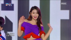 Tell Me + Nobody (1009 DMC Festival) - Seolhyun ((AOA)), Tzuyu ((TWICE)), Hani