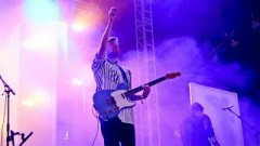 First Light (Glastonbury 2015) - Django Django