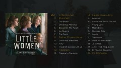 Little Women (Original Motion Picture Soundtrack) - Album Preview Player - Alexandre Desplat