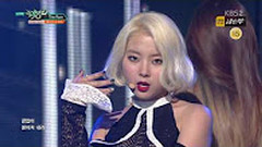 The Rain (161021 Music Bank) - Ladies' Code