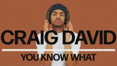 You Know What (Official Audio) - Craig David