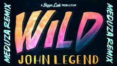 Wild (MEDUZA Remix - Official Audio) - John Legend