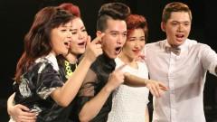 Hát Với Niềm Đam Mê - Minh Châu, Hòa Minzy, Hoàng Yến Chibi, Kim Thành, Bảo Kun
