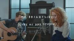 Mr. Brightside (Live at RAK Studios) - Leo Stannard, Janet Devlin