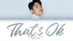 That's Okay - D.O. (EXO)