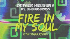Fire In My Soul (Tom Staar Remix (Audio)) - Oliver Heldens, Shungudzo