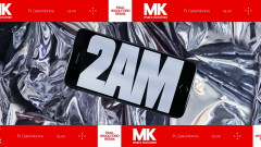 2AM (Paul Woolford Remix) [Audio] - MK, Carla Monroe