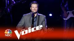 Sangria (The Voice 2015) - Blake Shelton