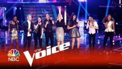 Hey Brother/ Wake Me Up (The Voice 2015) - Joshua Davis, Koryn Hawthorne, Sawyer Fredericks, Hannah Kirby, Corey Kent White, Kimberly Nichole, India Carney, Meghan Linsey