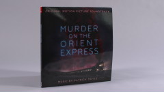 Vinyl Unboxing: Patrick Doyle - Murder on the Orient Express (Original Motion Picture Soundtrack) - Patrick Doyle