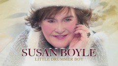 Little Drummer Boy (Official Audio) - Susan Boyle, The Overtones