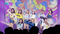 1 To 10 (161029 Music Core)