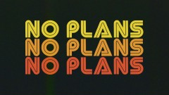 No Plans (Lyric Video) - AJ Mitchell, Marteen