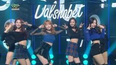 Fri.Sat.Sun (161104 Music Bank) - Dalshabet