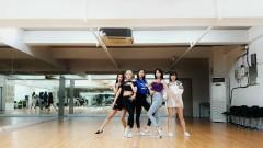 Between Us (Dance Practice) - LABOUM