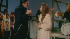 Help Me Make It Through the Night (Live in Denmark) (from Man in Black: Live in Denmark) - Johnny Cash, June Carter Cash