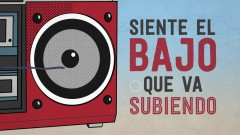 SUBEME LA RADIO (Animated Video)