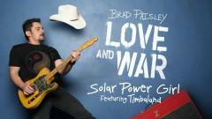 Solar Power Girl (Audio) - Brad Paisley, Timbaland