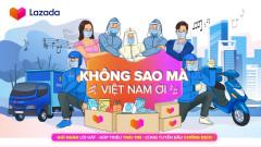 Không Sao Mà, Việt Nam Ơi - Đông Nhi, Phan Mạnh Quỳnh, Yuno Bigboi, Thủy Tiên, AMEE, Various Artists