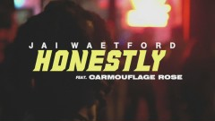 Honestly (Lyric Video) - Jai Waetford, Carmouflage Rose