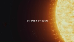 How Bright Is the Sun? (lyric video) - Lonely Robot