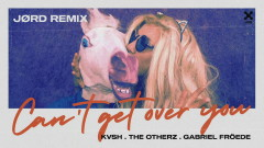 Can't Get Over You (JØRD Remix) (Áudio Oficial) - Kvsh, The OtherZ, Gabriel Froede
