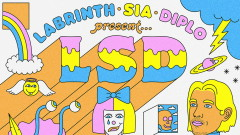 Heaven Can Wait (Official Audio) - LSD, Sia, Diplo, Labrinth