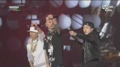 Come Here (MAMA 2014) - Masta Wu, Dok2, Bobby