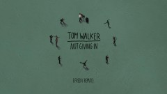Not Giving In (Fred V Remix) [Audio] - Tom Walker