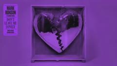 Don't Leave Me Lonely (Purple Disco Machine Remix) [Audio]