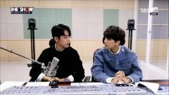 B.A.P Radio (161115 The Show) - Daehyun, Young Jae