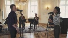 Ohne dich (Live @ Songpoeten Session) - JORIS, Lary, Paranormal String Quartet