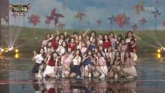 Girl's Present - Special Stage (2016 KSF) - I.O.I, GFRIEND, TWICE, Red Velvet