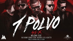 Un Polvo (Audio) - Maluma, Bad Bunny, Arcangel, Nẽngo Flow, De La Ghetto