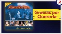 Gracias por Quererla (Cover Audio En Vivo) - Diomedes Díaz