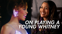 The Chance of A Lifetime: Keara Hailey Gordon On Playing a Young Whitney Houston - Whitney Houston