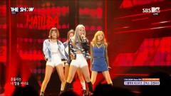 You Bad! Don't Make Me Cry (161108 The Show) - MATILDA