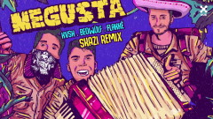 Me Gusta (Skazi Remix) (Áudio Oficial) - KVSH, Beowülf, Skazi
