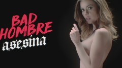Asesina (Lyric Video) - Bad Hombre