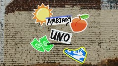 Uno (Lyric Video) - Ambjaay
