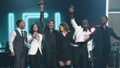 Tribute To Lionel Richie (Grammy Awards 2016) - John Legend, Demi Lovato, Luke Bryan, Meghan Trainor, Tyrese Gibson, Lionel Richie
