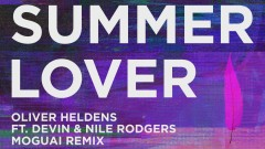 Summer Lover (Moguai Remix (Audio)) - Oliver Heldens, Devin, Nile Rodgers