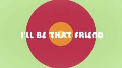 I'll Be That Friend (Lyric Video) - Jodie Abacus