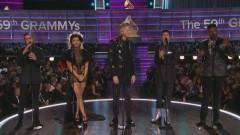 ABC (Grammy Awards 2017) - Pentatonix